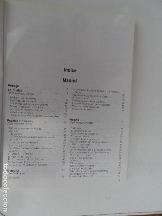 Libros antiguos: LIBRO MADRID Y SU PROVINCIA ILUSTRADO - DIARIO YA. - Foto 4 - 128177559