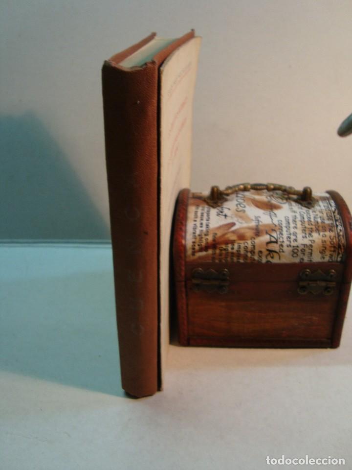 Libros antiguos: Lote Cuenca:Las Bellezas naturales y las grandezas históricas de Cuenca (1927)-Guía Larrañaga (1929) - Foto 2 - 128751839