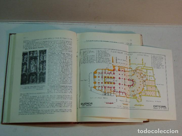 Libros antiguos: Lote Cuenca:Las Bellezas naturales y las grandezas históricas de Cuenca (1927)-Guía Larrañaga (1929) - Foto 9 - 128751839