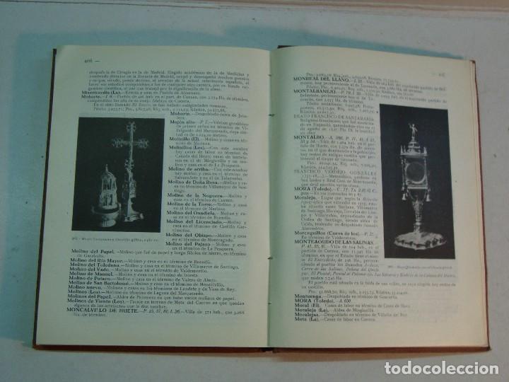 Libros antiguos: Lote Cuenca:Las Bellezas naturales y las grandezas históricas de Cuenca (1927)-Guía Larrañaga (1929) - Foto 10 - 128751839