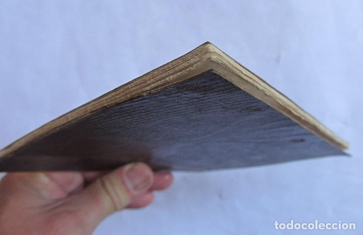 Libros antiguos: Estados indicadores de las distancias kilométricas. Provincia de Guipuzcoa. San Sebastián 1898 - Foto 3 - 129644871