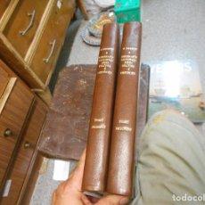 Libros antiguos: GRAN OBRA EN DOS TOMOS GEOGRAFIA UNIVERSAL FISICA POLITICA HISTORICA 1827 POR MARIANO TORRENTE. Lote 130185851