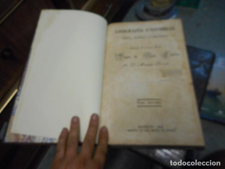 Libros antiguos: GRAN OBRA EN DOS TOMOS geografia universal fisica politica historica 1827 por mariano torrente - Foto 6 - 130185851