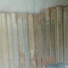 Libros antiguos: COLECCION LAS MIL NOCHES Y UNA NOCHE(BLASCO IBAÑEZ). Lote 130247739