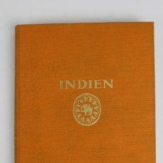 Libros antiguos: * L-4878 INDIEN.POR MATIN HURLIMANN.ED VERLAG.1928. Lote 131323194