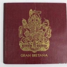 Livros antigos: *L-883. GRAN BRETAÑA;PATROCINADO POR EL CONSULADO BRITANICO;ED REVISTA LICEO.MEDIADOS DE SIGLO XX.. Lote 131789158