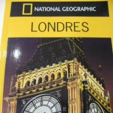 Libros antiguos: GUIA VIAJES NATIONAL GEOGRAPHIC. GUIAS AUDI. LONDRES. Lote 131834882
