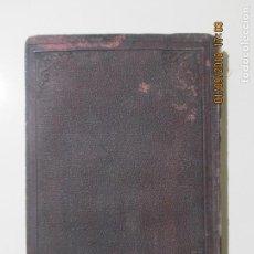 Libros antiguos: GUÍA MANUAL DEL VIAJERO EN ROMA. MIGUEL HERAS DE PUIG. GERONA 1869. Lote 132156566