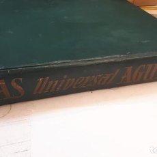 Libri antichi: ATLAS UNIVERSAL AGUILAR.. Lote 133026658