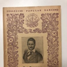 Libros antiguos: PAU PIFERRER. RECORDS I BELLESES DE BARCELONA. 1932. Lote 133624454