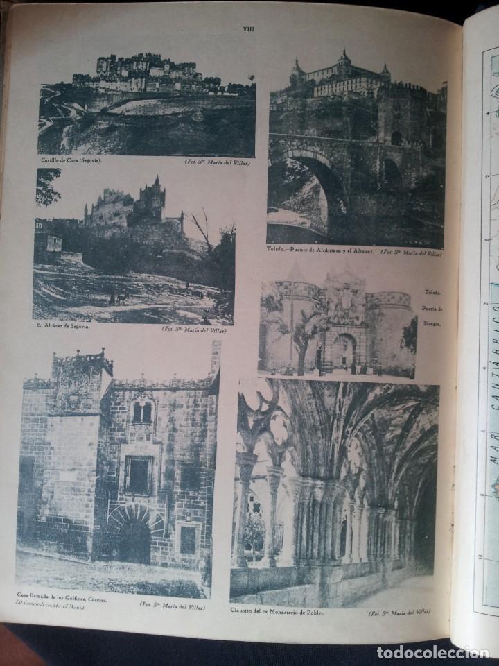Libros antiguos: SALVADOR SALINAS Y BELLVER - ATLAS HISTORICO GENERAL Y DE ESPAÑA - SEGUNDA EDICION 1936 - Foto 7 - 134730138