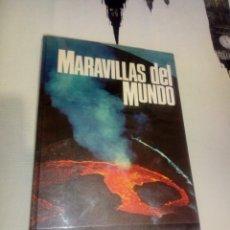 Libros antiguos: LIBRO MARAVILLAS DEL MUNDO, GRAN FORMATO. Lote 135062270