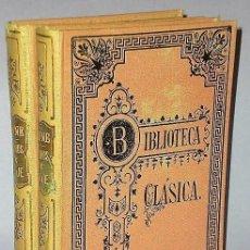 Libros antiguos: CUADROS DE VIAJE. (2 TOMOS, 1889). Lote 135282102