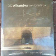 Libros antiguos: LA ALHAMBRA DE GRANADA EN ALEMÁN. Lote 135318418