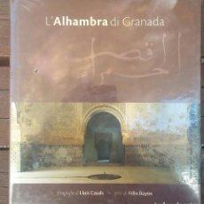 Libros antiguos: LA ALHAMBRA DE GRANADA EN ITALIANO. Lote 135318630