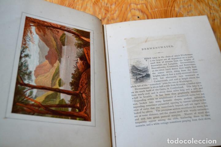 Libros antiguos: OUR NATIVE LAND * Scenery 36 Water-Color Sketches 1880 * ROWBOTHAM READ NEEDHAM * 27CMX23CM - Foto 5 - 135939342