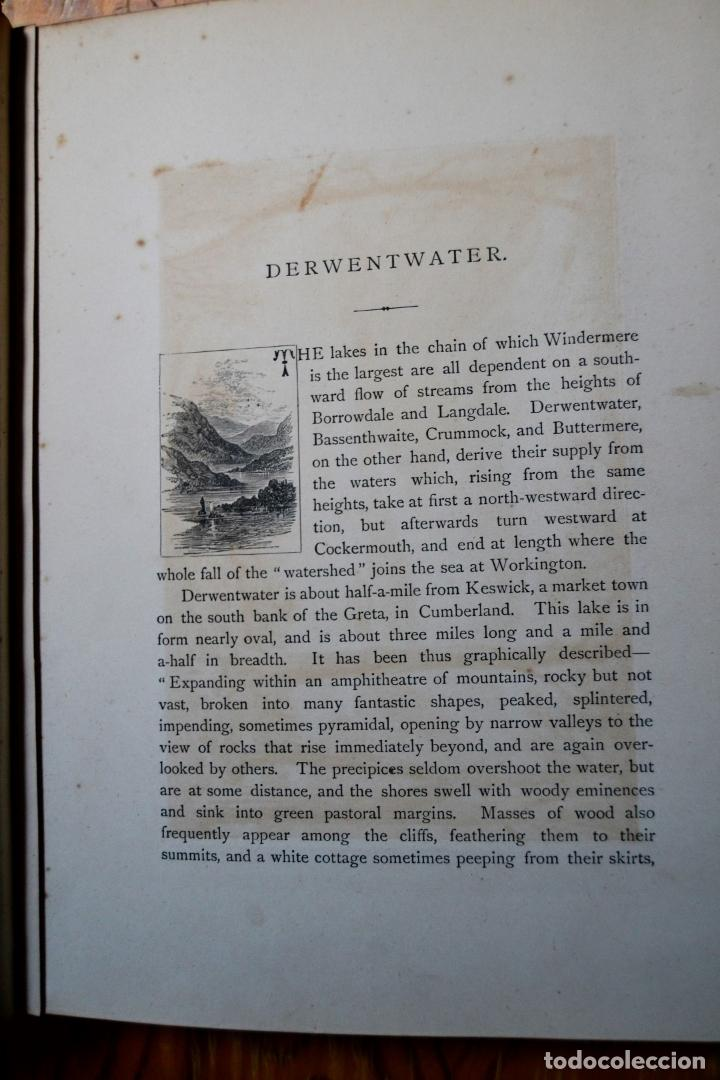 Libros antiguos: OUR NATIVE LAND * Scenery 36 Water-Color Sketches 1880 * ROWBOTHAM READ NEEDHAM * 27CMX23CM - Foto 6 - 135939342