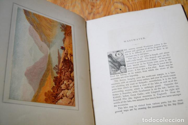 Libros antiguos: OUR NATIVE LAND * Scenery 36 Water-Color Sketches 1880 * ROWBOTHAM READ NEEDHAM * 27CMX23CM - Foto 9 - 135939342