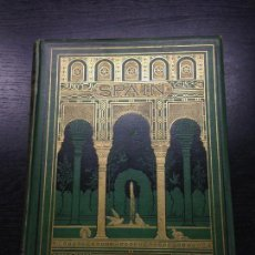 Libros antiguos: SPAIN, DAVILLIER, BARON CHARLES., THE, GUSTAVE DORE, 1876. Lote 137113918