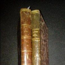Libros antiguos: VIAJES DE FRAY GERUNDIO. MODESTO LAFUENTE.. Lote 137331374