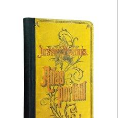 Libros antiguos: ATLAS PORTÁTIL // JUSTUS PERTHES // 1916. Lote 45705128