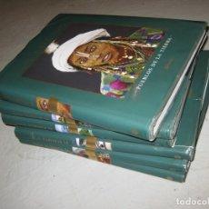 Libros antiguos: EL PLANETA VIVO - ED. PLANETA. 6 TOMOS. COMPLETO.. Lote 137280630