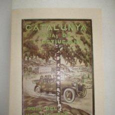 Libros antiguos: CATALUNYA GUIA DE L'ESTIUEJANT. CATALUÑA GUÍA DEL VERANEANTE. (C.1920). Lote 123140946