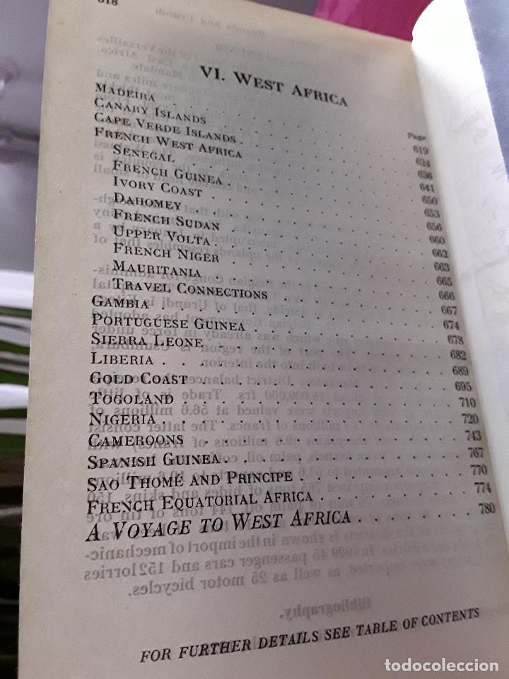 Libros antiguos: THE AFRICAN HANDBOOK AND TRAVELLER S GUIDE,MANUAL AFRICANO Y GUÍA PARA VIAJEROS - Foto 4 - 139296962