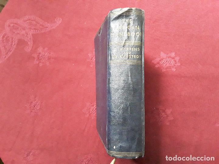 Libros antiguos: THE AFRICAN HANDBOOK AND TRAVELLER S GUIDE,MANUAL AFRICANO Y GUÍA PARA VIAJEROS - Foto 9 - 139296962