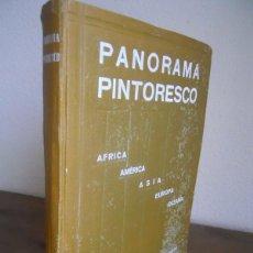 Libros antiguos: PORTFOLIO FOTOGRÁFICO. PANORAMA PINTORESCO: ÁFRICA, AMÉRICA, ASIA. EUROPA, ETC. FOTOGRAFÍA 440 PÁG. Lote 222713752