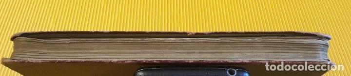 Libros antiguos: Atención coleccionistas antiguo libro noticiero guía de Madrid 1911 contiene el dificilísimo mapa - Foto 3 - 140562066