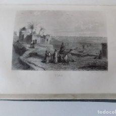 Libros antiguos: LIBRERIA GHOTICA. ABAD MISLIN.LA TIERRA SANTA.PEREGRINACIÓN A JERUSALEN.1863.FOLIO.GRABADOS AL ACERO. Lote 140647478