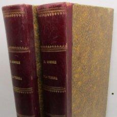 Libros antiguos: EL HOMBRE Y LA TIERRA, TOMOS 3-4, ELÍSEO RECLUS, ESCUELA MODERNA 1907. Lote 141418794