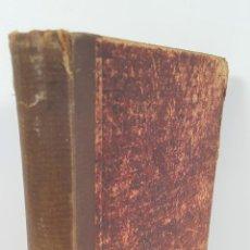 Libros antiguos: ELEMENTO DE GEOGRAFÍA. MANUEL ZABALA URDANIZ. MADRID. 1904. . Lote 141780378