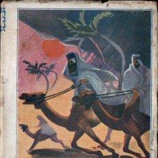 Libros antiguos: GERHARD ROHLFS : A TRAVÉS DEL SAHARA (DEL AMO, 1929) . Lote 143413974