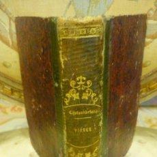 Libros antiguos: VIAGES DE CHATEAUBRIAND. EN AMÉRICA, ITALIA Y SUIZA. MADRID 1.847.. Lote 143679382