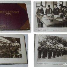 Libros antiguos: ALBUM DE LA SIDERURGIA ESPAÑOLA, MARZO 1943. SOCIEDAD DE ALTOS HORNOS DE VIZCAYA, CON 102 LÁMINAS FO. Lote 145578014