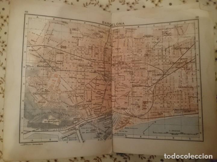 Libros antiguos: ESPAÑA EN LA MANO - AÑO 1930 -TAPAS MAL ESTADO -VER FOTOS - Foto 7 - 145777418