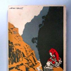 Libros antiguos: PAISAJES DE RECONQUISTA. JUAN DIAZ-CANEJA. EXCURSIONISMO. AÑO 1926. ILUSTRADO 166 PÁGINAS. Lote 146125266