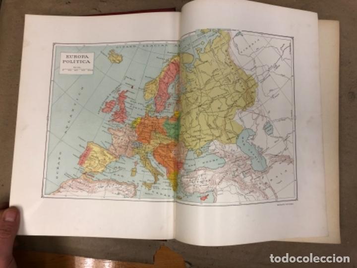 Libros antiguos: NUEVA GEOGRAFÍA UNIVERSAL. ED. ESPASA CALPE 1928. 3 TOMOS. VV.AA. - Foto 7 - 146544490