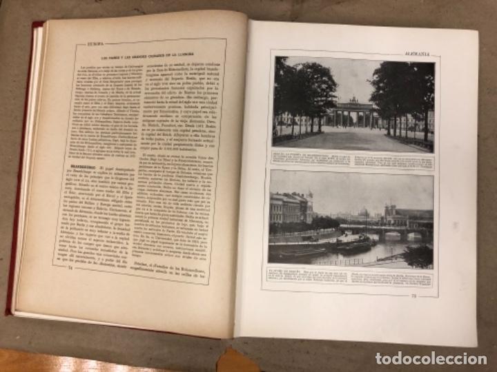 Libros antiguos: NUEVA GEOGRAFÍA UNIVERSAL. ED. ESPASA CALPE 1928. 3 TOMOS. VV.AA. - Foto 10 - 146544490