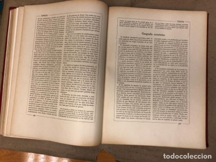Libros antiguos: NUEVA GEOGRAFÍA UNIVERSAL. ED. ESPASA CALPE 1928. 3 TOMOS. VV.AA. - Foto 12 - 146544490