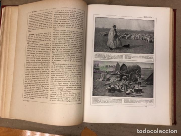 Libros antiguos: NUEVA GEOGRAFÍA UNIVERSAL. ED. ESPASA CALPE 1928. 3 TOMOS. VV.AA. - Foto 13 - 146544490
