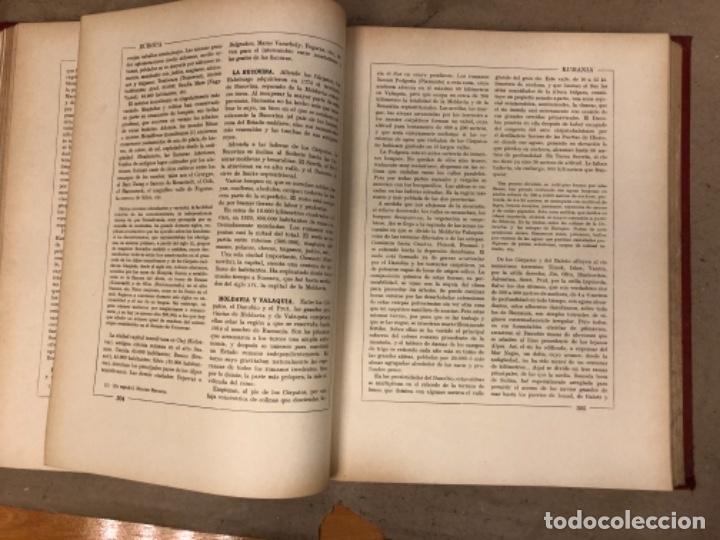 Libros antiguos: NUEVA GEOGRAFÍA UNIVERSAL. ED. ESPASA CALPE 1928. 3 TOMOS. VV.AA. - Foto 14 - 146544490