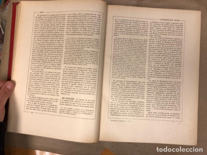 Libros antiguos: NUEVA GEOGRAFÍA UNIVERSAL. ED. ESPASA CALPE 1928. 3 TOMOS. VV.AA. - Foto 21 - 146544490