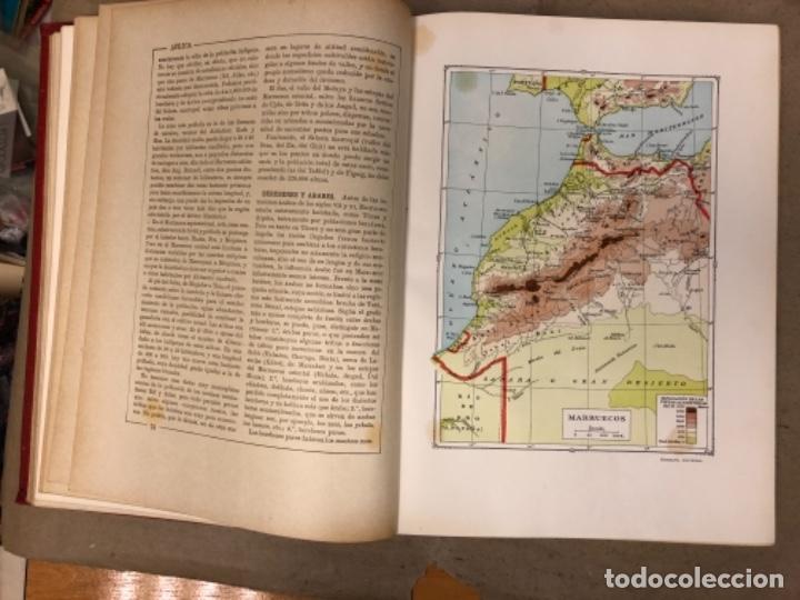 Libros antiguos: NUEVA GEOGRAFÍA UNIVERSAL. ED. ESPASA CALPE 1928. 3 TOMOS. VV.AA. - Foto 22 - 146544490
