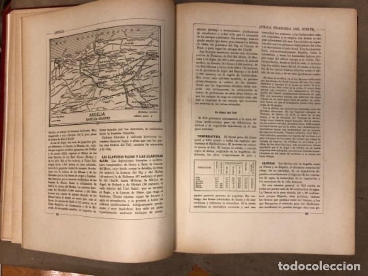 Libros antiguos: NUEVA GEOGRAFÍA UNIVERSAL. ED. ESPASA CALPE 1928. 3 TOMOS. VV.AA. - Foto 24 - 146544490