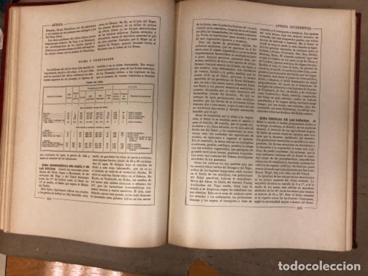 Libros antiguos: NUEVA GEOGRAFÍA UNIVERSAL. ED. ESPASA CALPE 1928. 3 TOMOS. VV.AA. - Foto 25 - 146544490