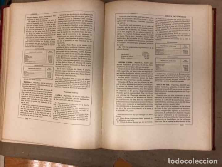 Libros antiguos: NUEVA GEOGRAFÍA UNIVERSAL. ED. ESPASA CALPE 1928. 3 TOMOS. VV.AA. - Foto 26 - 146544490