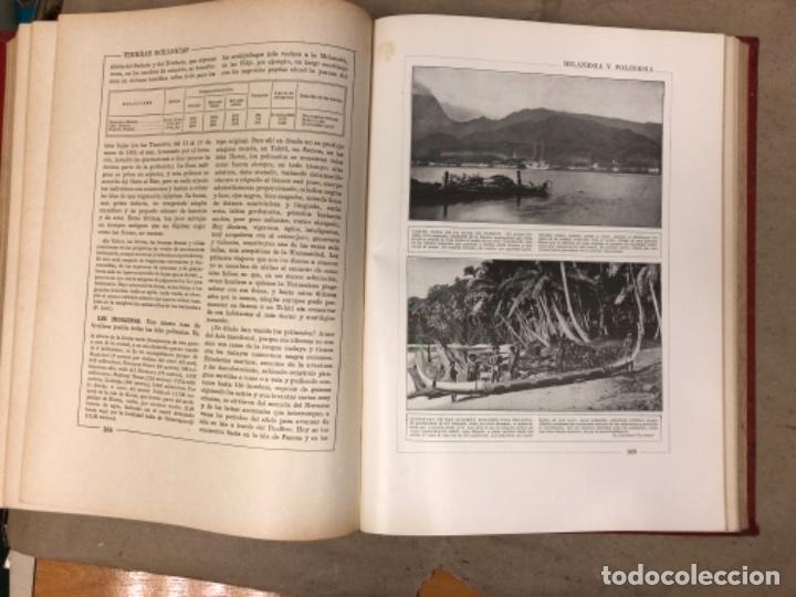 Libros antiguos: NUEVA GEOGRAFÍA UNIVERSAL. ED. ESPASA CALPE 1928. 3 TOMOS. VV.AA. - Foto 28 - 146544490